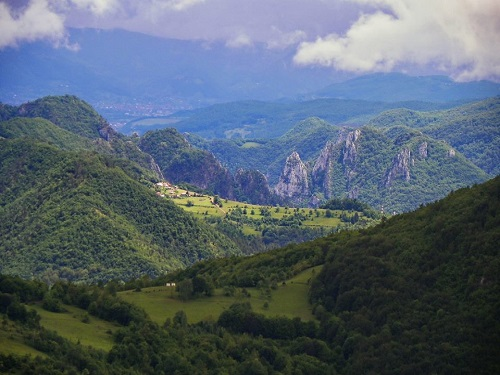 planina jadovnik srbija
