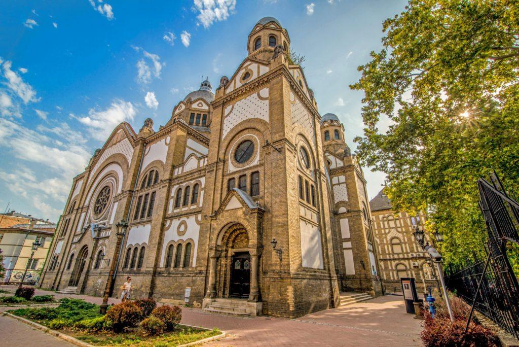 Sinagoga u Novom Sadu