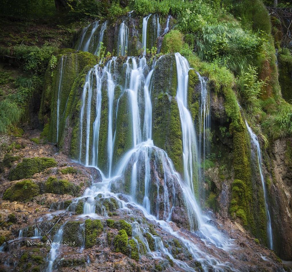 vodopad sopotnica